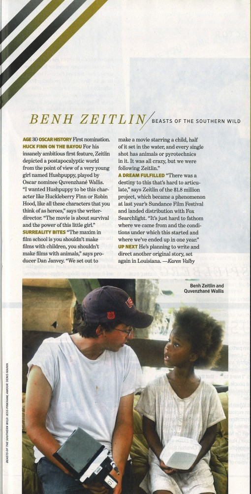 E Weekly inside page 2 - best director
