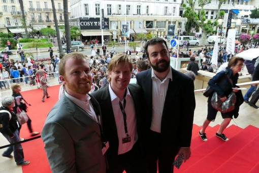 Producers at Cannes