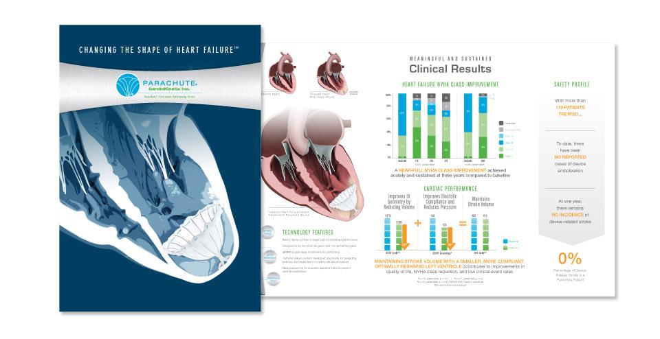 Parachute Medical Device Brochure