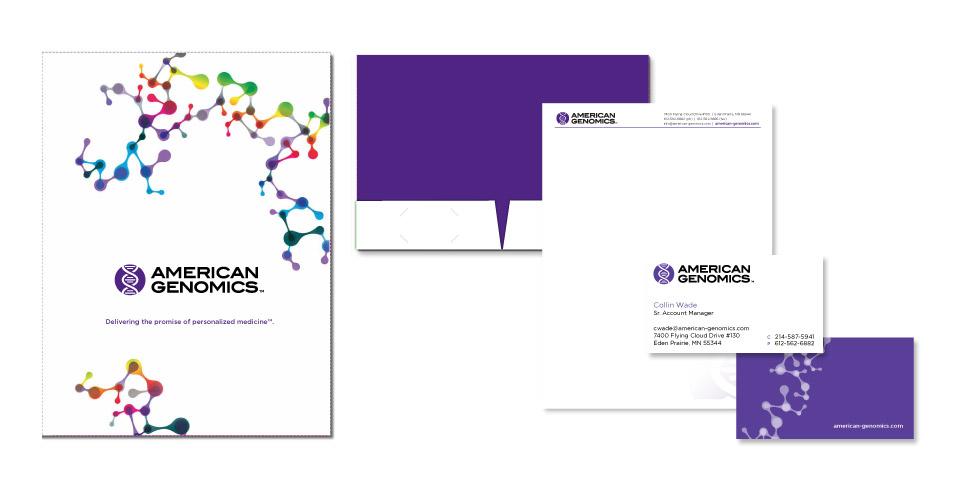 American Genomics Brochure