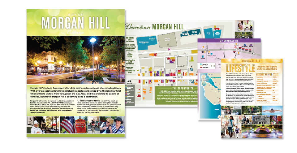 City of Morgan Hill Collateral