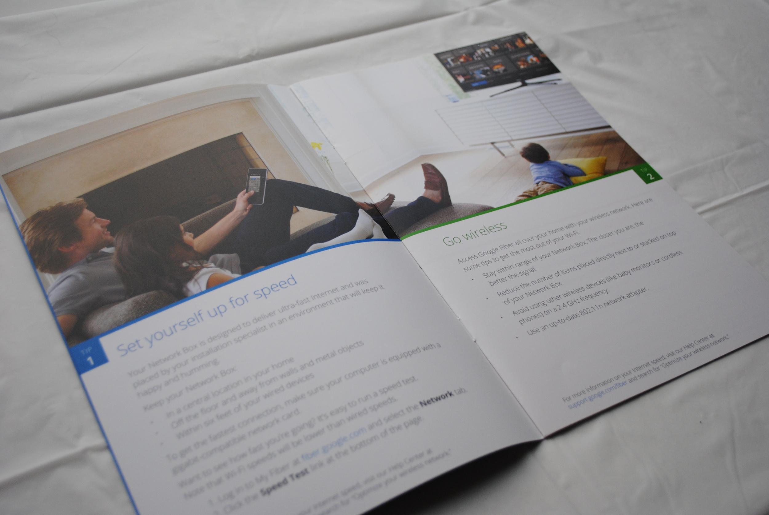 Google Fiber Brochure