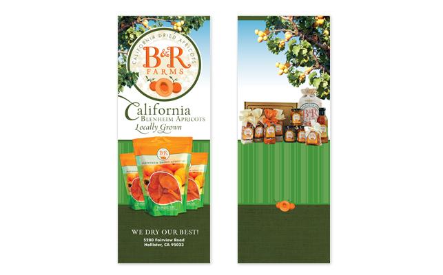 B&R Farms Banner