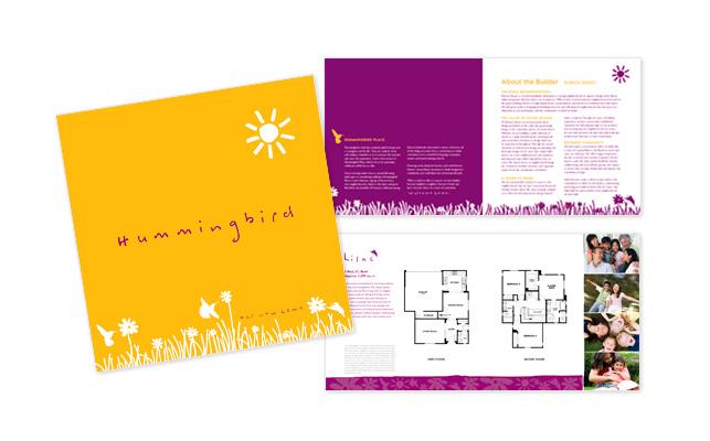 Hummingbird Lane Brochure