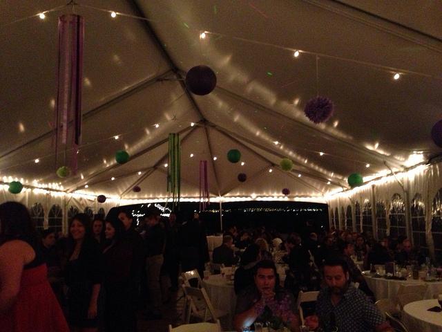 Tito + Jamie Wedding Reception/Ceremony Night