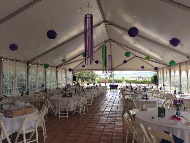 Tito + Jamie Wedding Reception/Ceremony Day