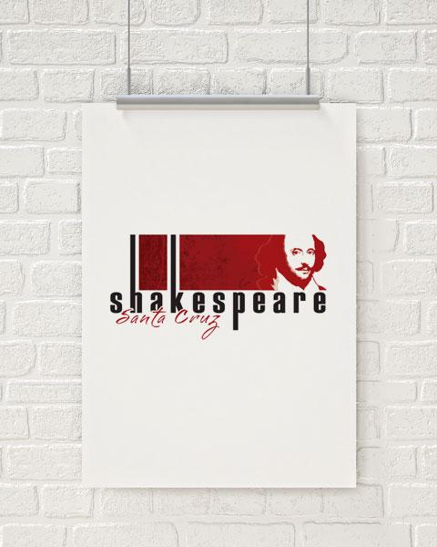 Shakespeare Santa Cruz Logo