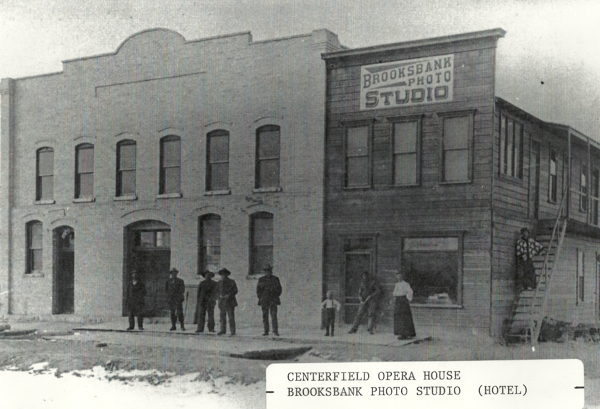 Centerfield Opera House