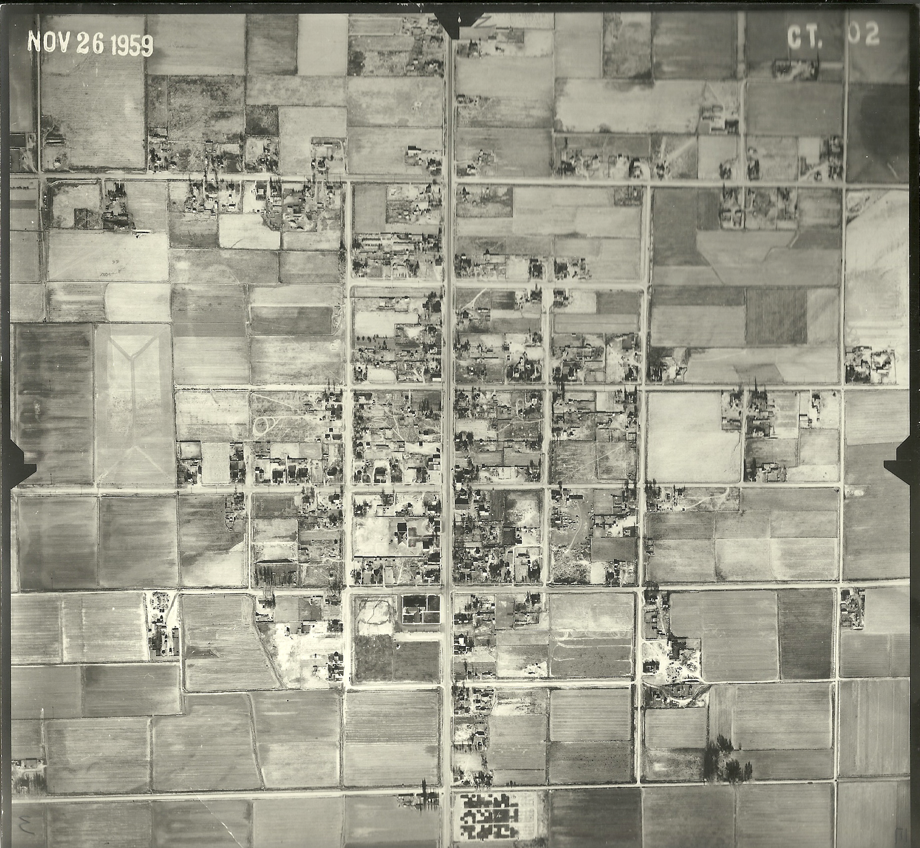 1959 Aerial View