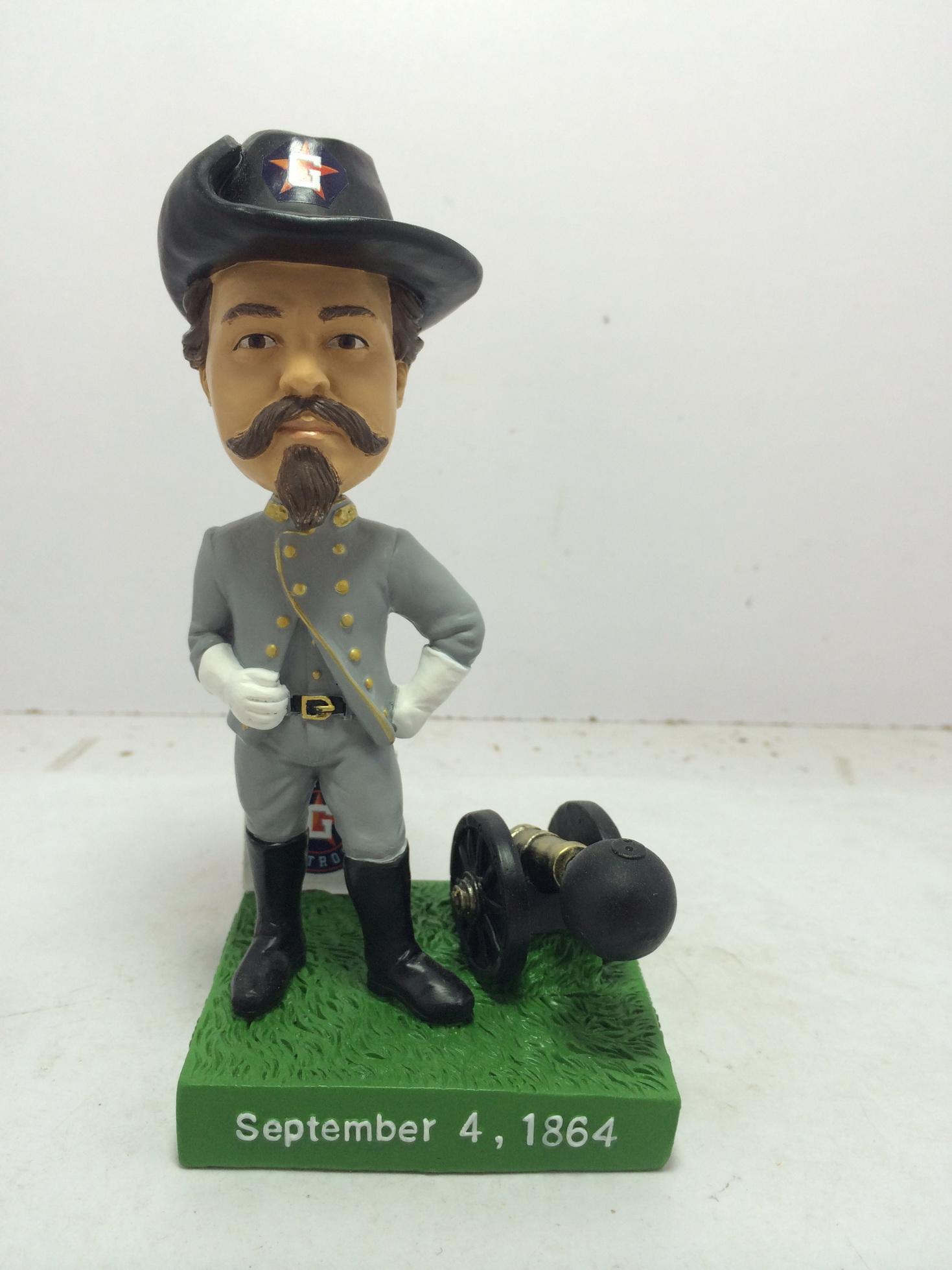 Greeneville Astros - General John Hunt Morgan 111029, 6inch Bobble Cannon & Head & Bobble.JPG