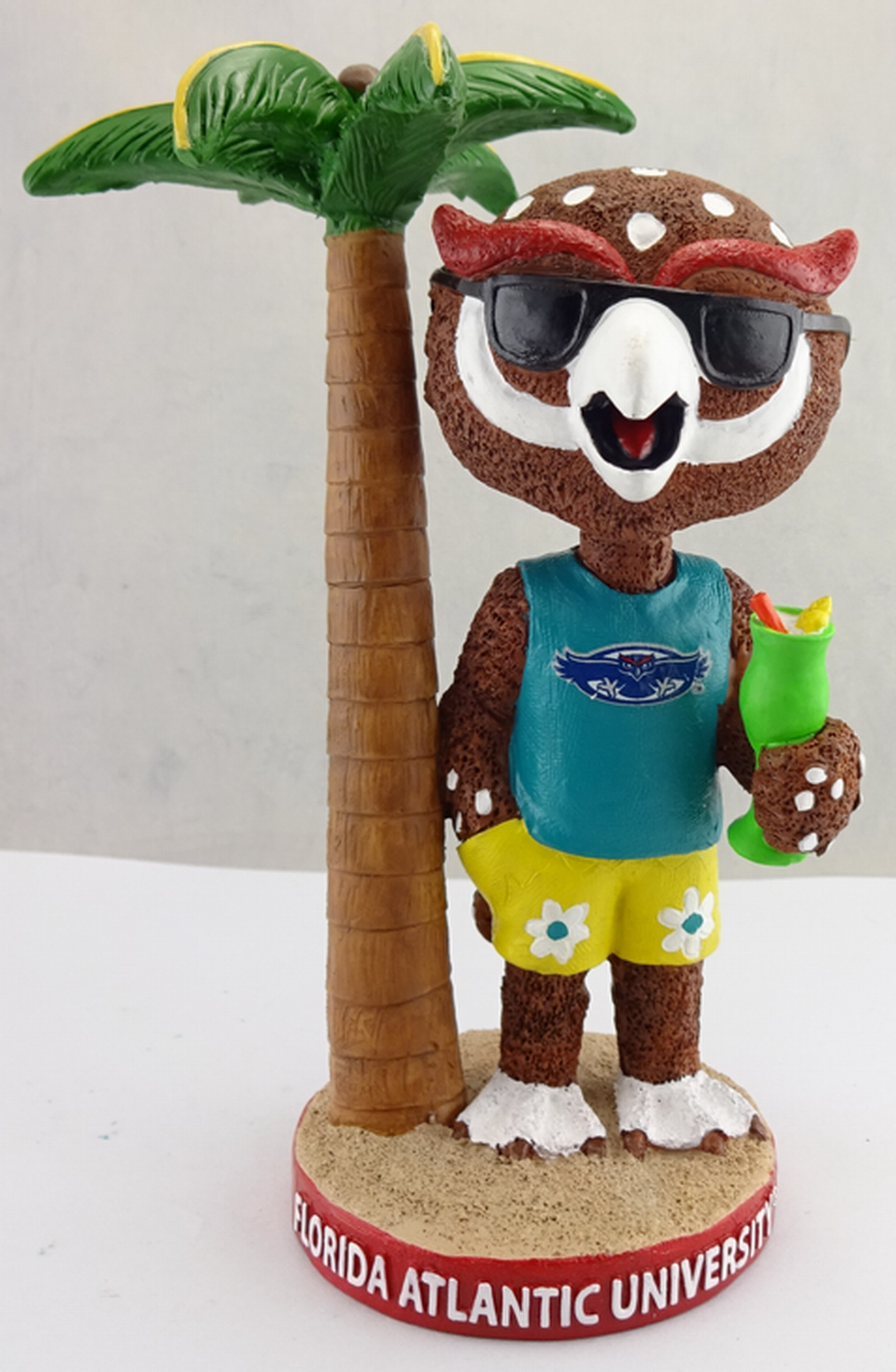 Florida Atlantic University - Owlsley Paradise 113024, 5.5in Bobblehead (1).jpg