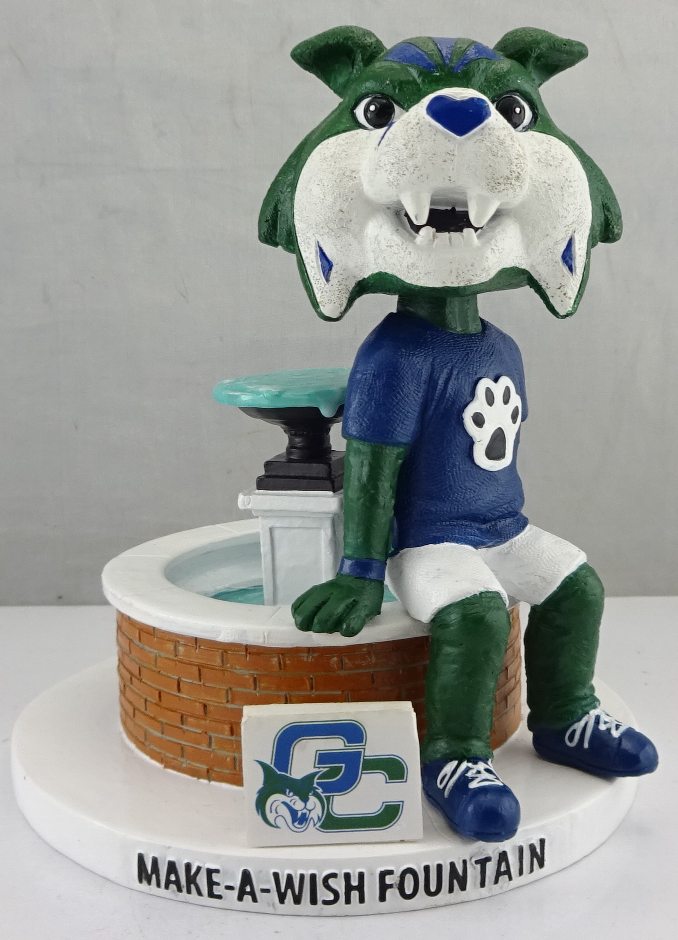 Georgia College - Thunder Fountain 113659, 5.5in Bobblehead (4).jpg