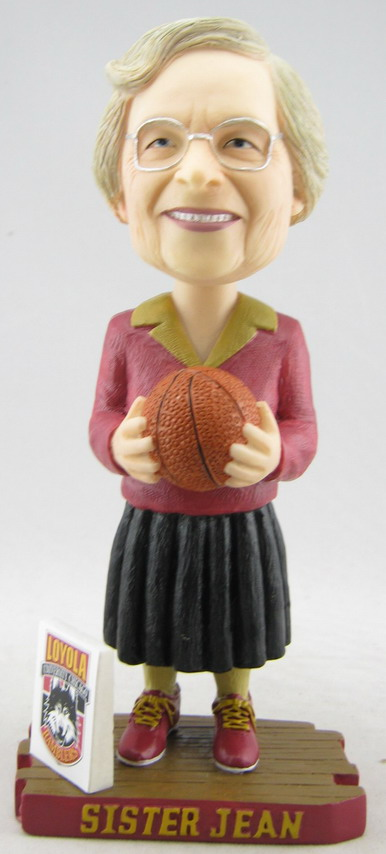 Loyola University Chicago - Sister Jean 108549, 7in Bobblehead.jpg