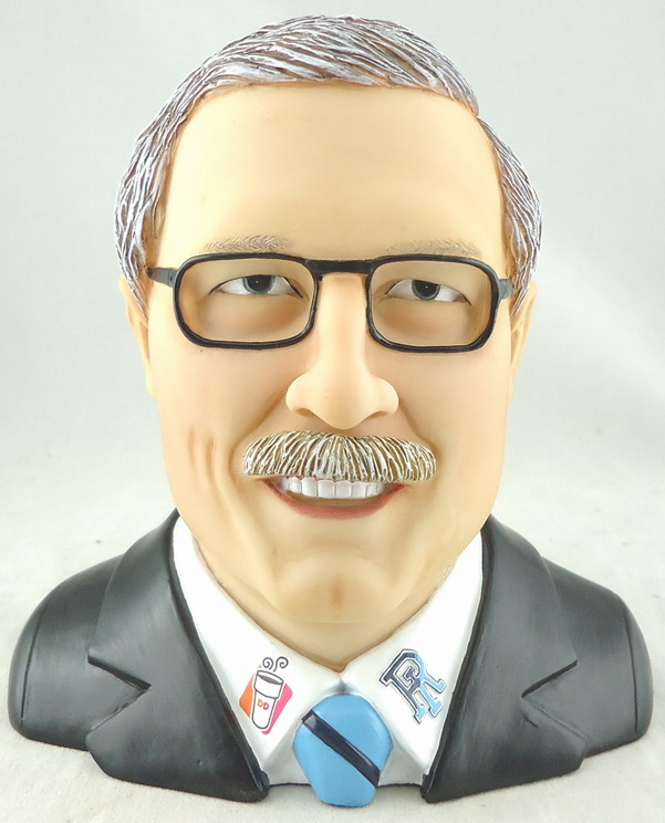 Unv of Rhode Island - Bobble Stache 108997, Coin Bank.JPG