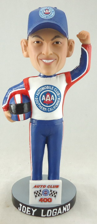 AAA Automobile Club of SoCAL - Joey Logano Auto Club version 109828, 7in Bobblehead.JPG