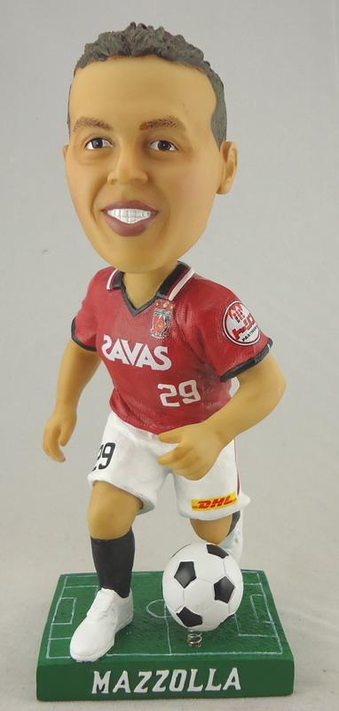 Urawa Reds - Mazola 108782, 7in Bobblehead.JPG