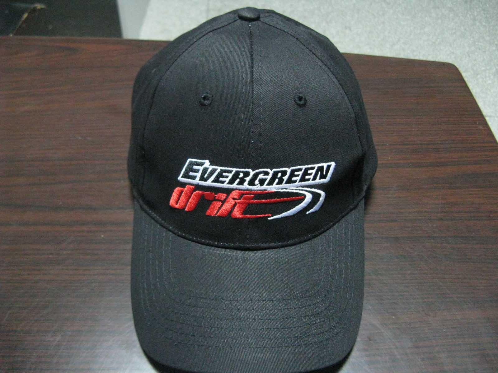 The Pit Stop - Baseball Hat (Evergreen Drift).jpg