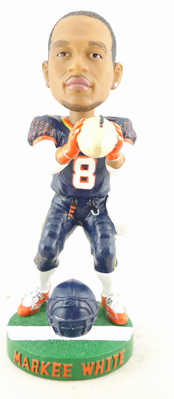 Spokane Shock - Markee White 108773, 7in Bobblehead.JPG