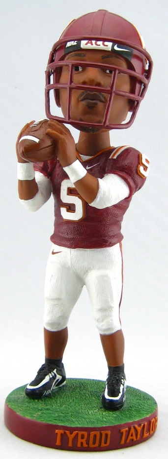 Virginia Tech University - Tyrod Taylor 108361, 7in Bobblehead.jpg