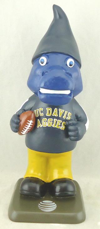 UC Davis - Gunrock 110309, 7inch Gnome.JPG