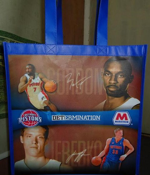 Detroit Pistons, Grocery Tote.JPG