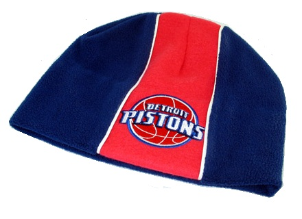Detroit Pistons -  Fleece Beanie.jpg