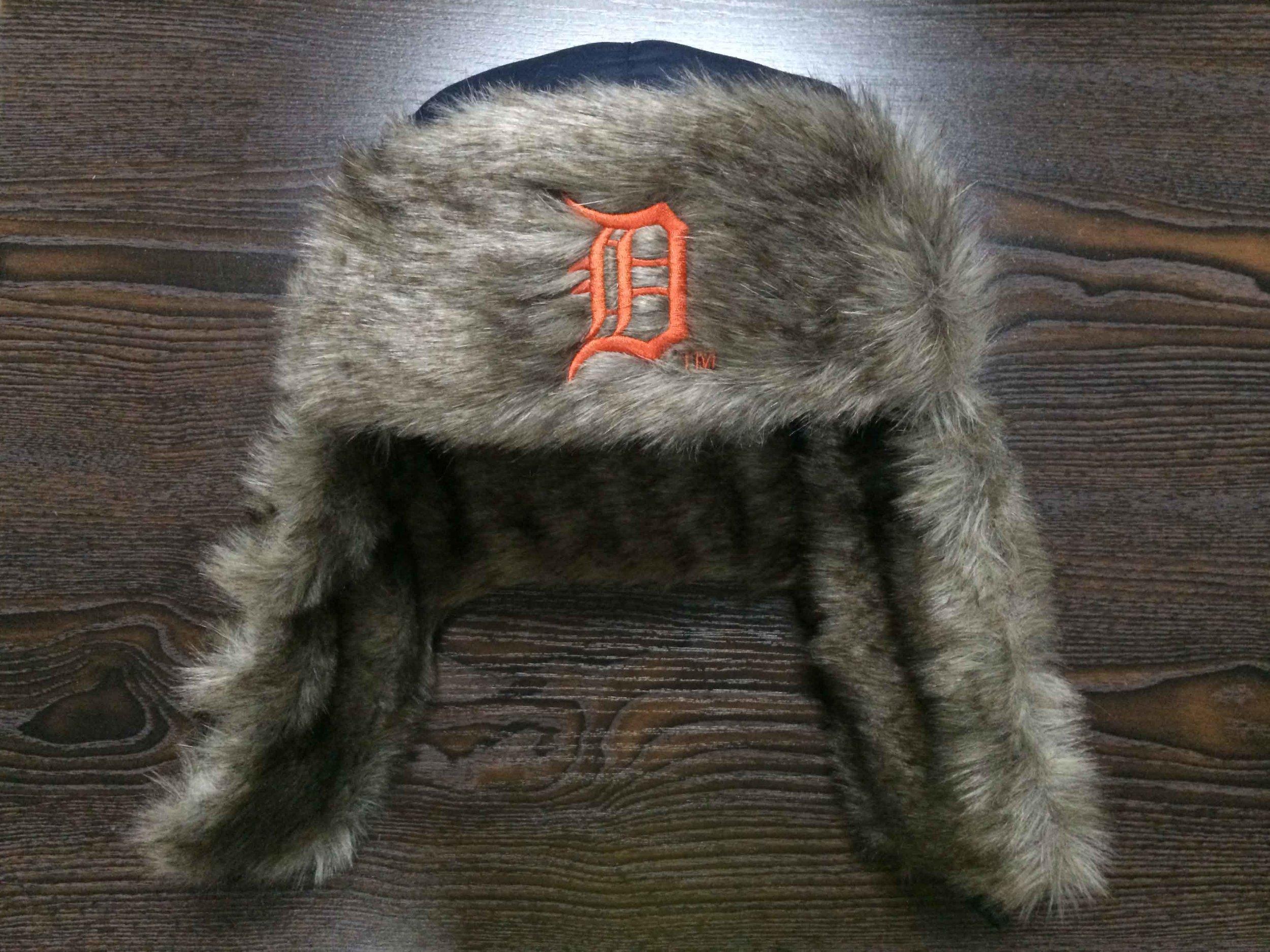 Detroit Tigers - Bomber Hat.JPG
