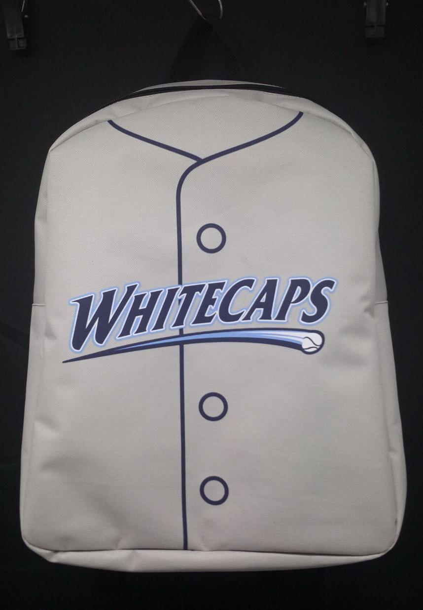 W. Michigan Whitecaps - Jersey Backpack.jpg