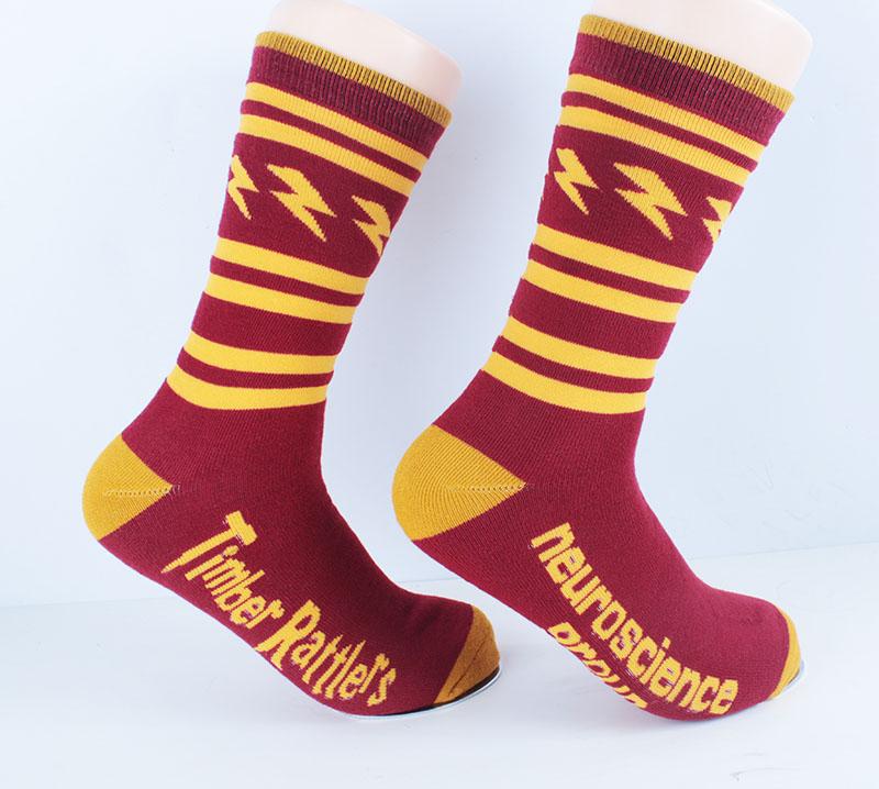 Timber Rattlers Socks.JPG