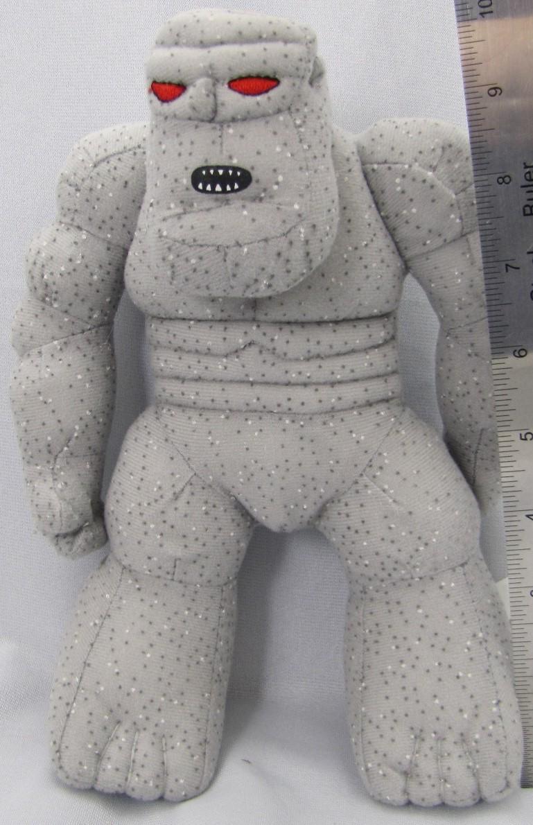 Dover International Speedway - Monster Plush Toy.JPG