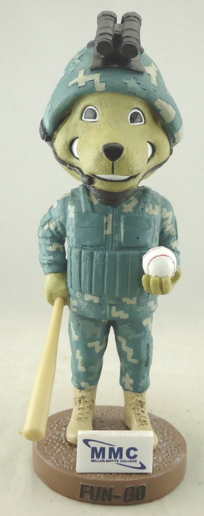Fayetteville Swampdogs, Military Fun-Go 110035, 7inch Trim.JPG