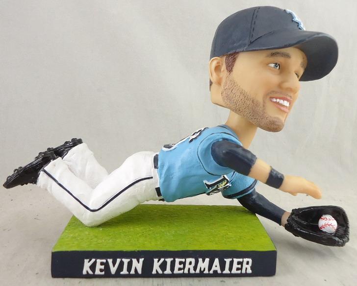 Tampa Bay Rays - Kevin Kiermaier 111317, 7in Bobblehead.jpg