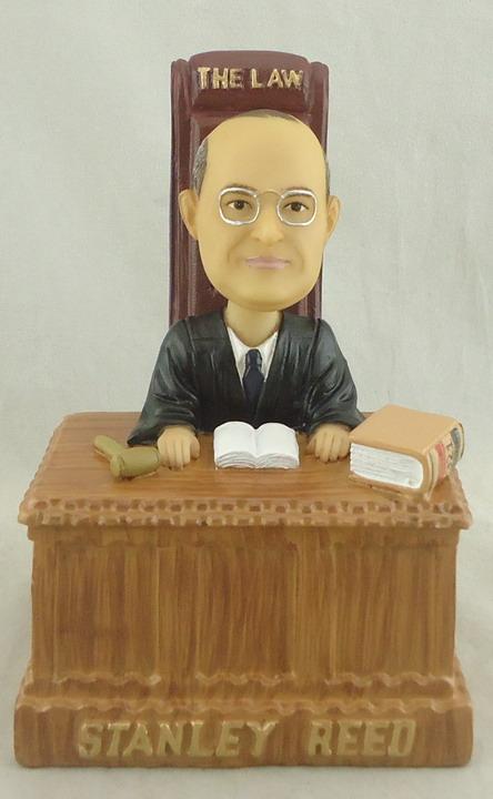 Green Bag - Justice Stanley Reed 110859, 4inc Bobblehead.JPG