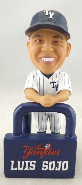 Tampa Yankees - Luis Sojo 109385, 4in Bobblehead.JPG