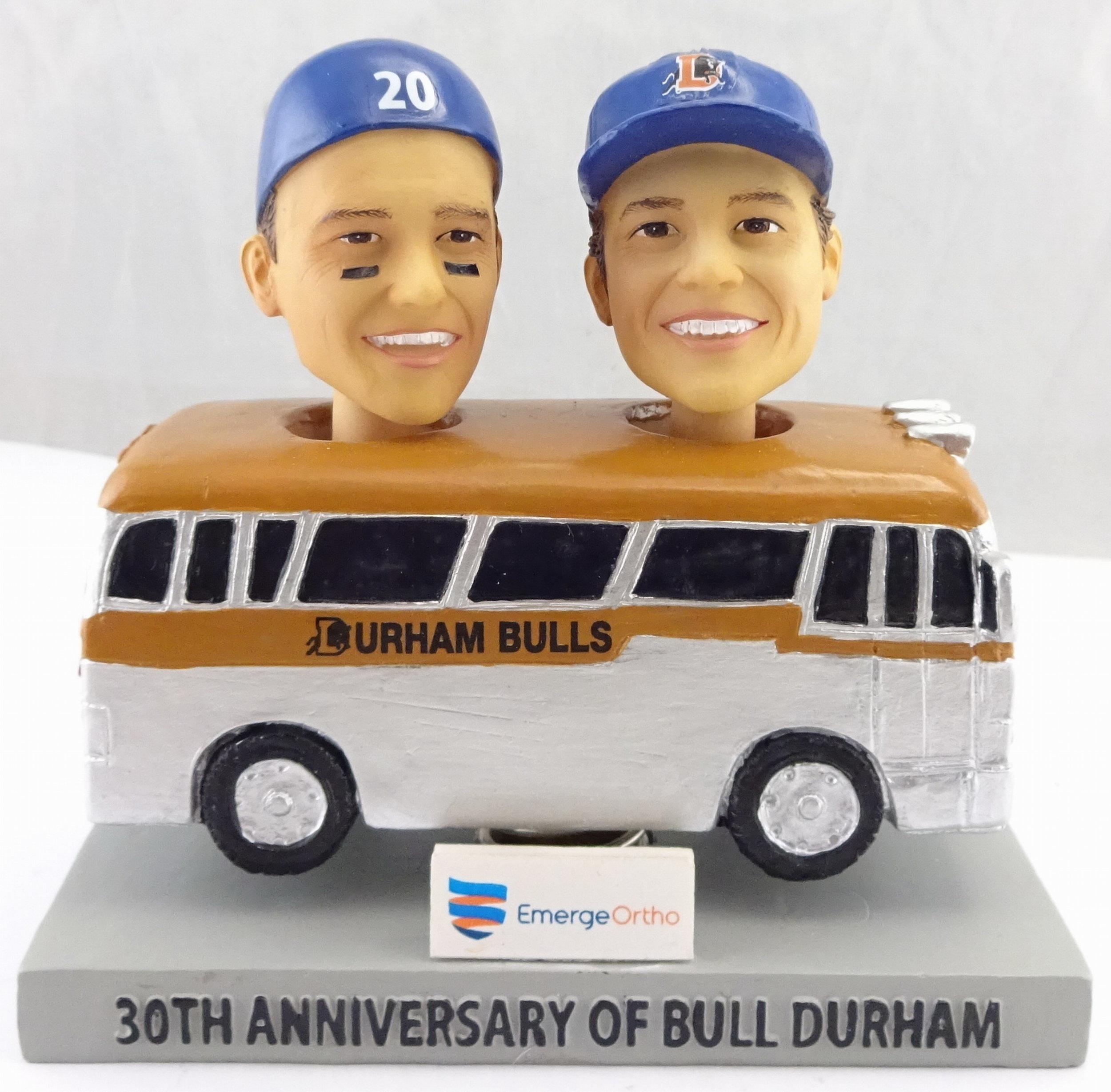 Durham Bulls - Crash and Nuke bus 113416, 4in Bobblehead and Bus (12).jpg