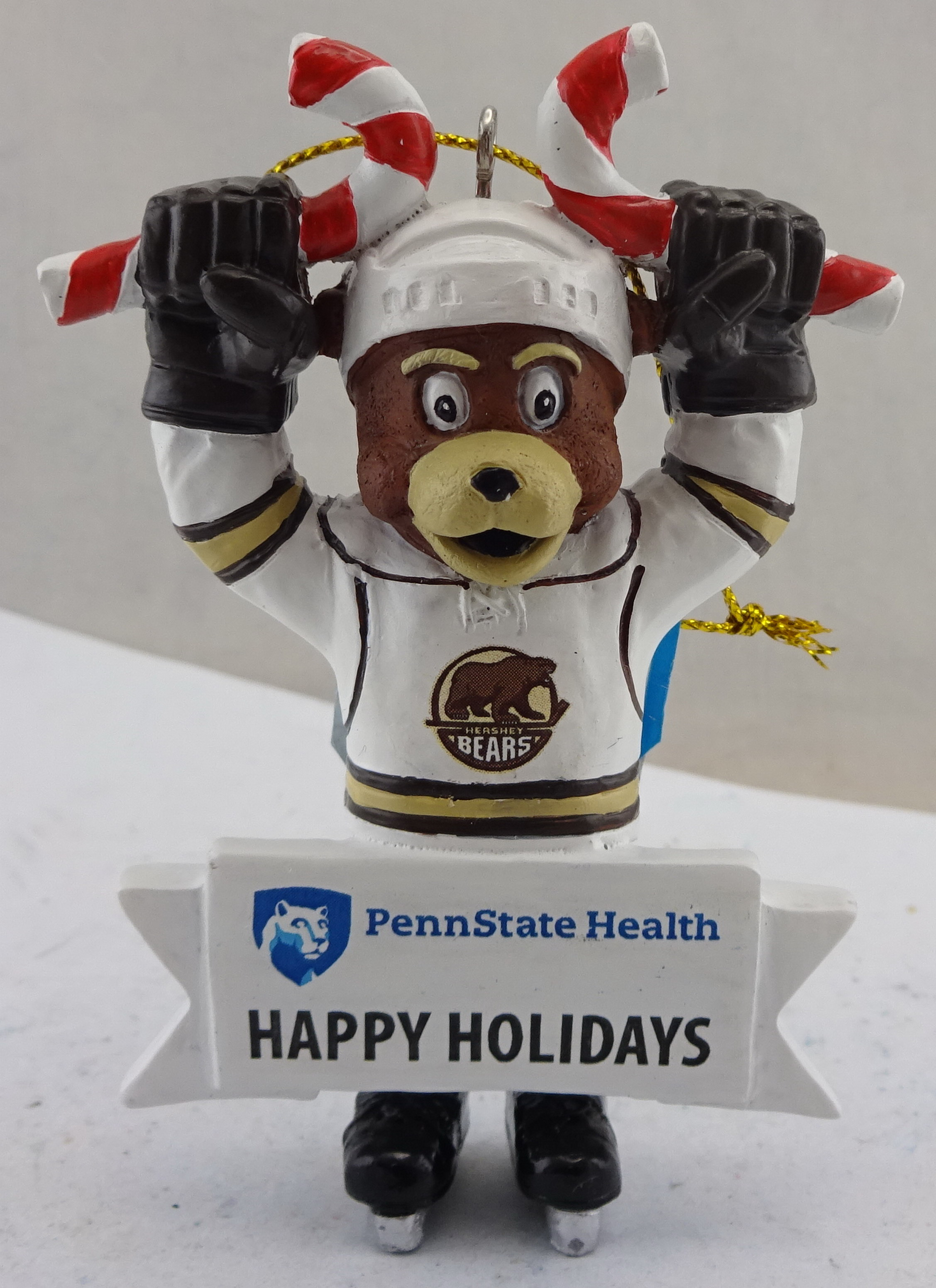 Hershey Bears - Coco Ornament 113080 - 3in (1).jpg
