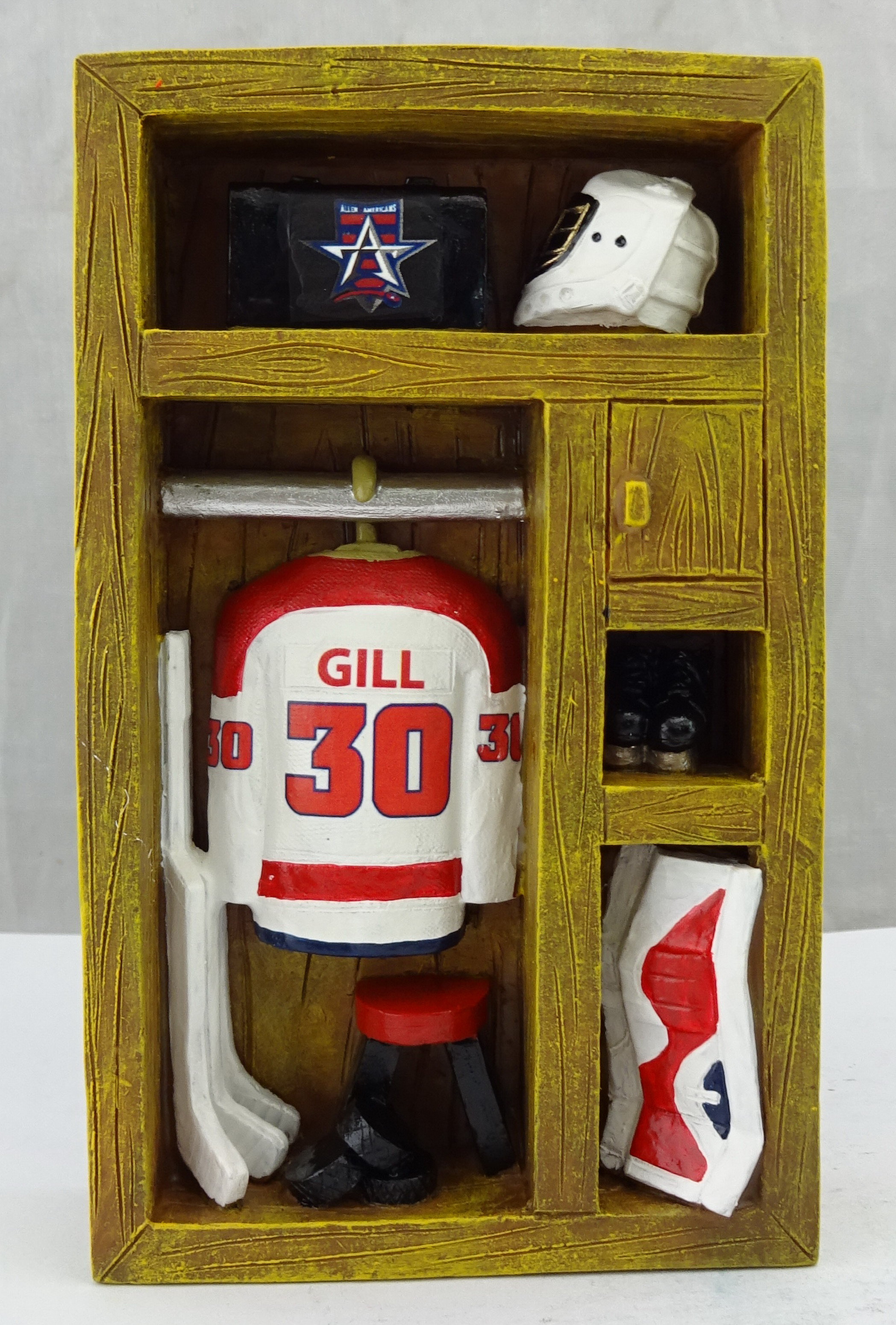 Allen Americans - Gill 113307, Player Locker (1).jpg