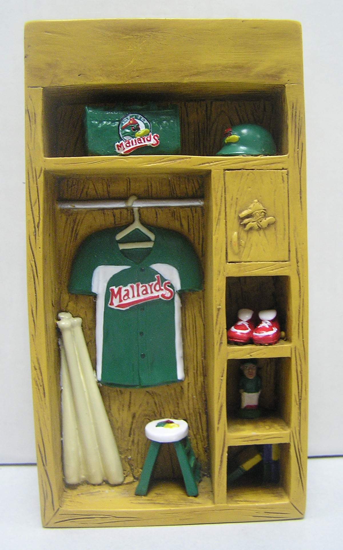 Madison Mallards - Locker 101206.JPG