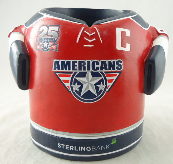 Tri-City Americans - Jersey Pencil Holder 109801.JPG