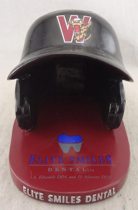 Wisconsin Timberrattlers - Helmet Tooth Brush Holder 112148.jpg