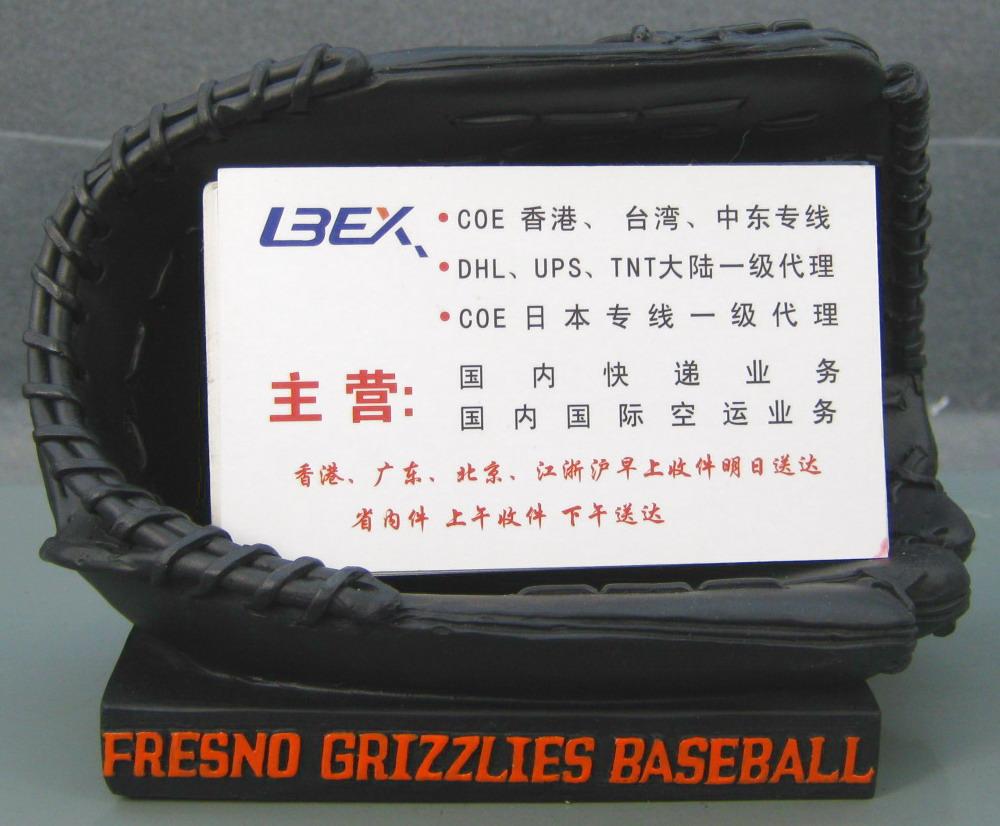 Fresno Grizzlies -  Business Card Holder.jpg