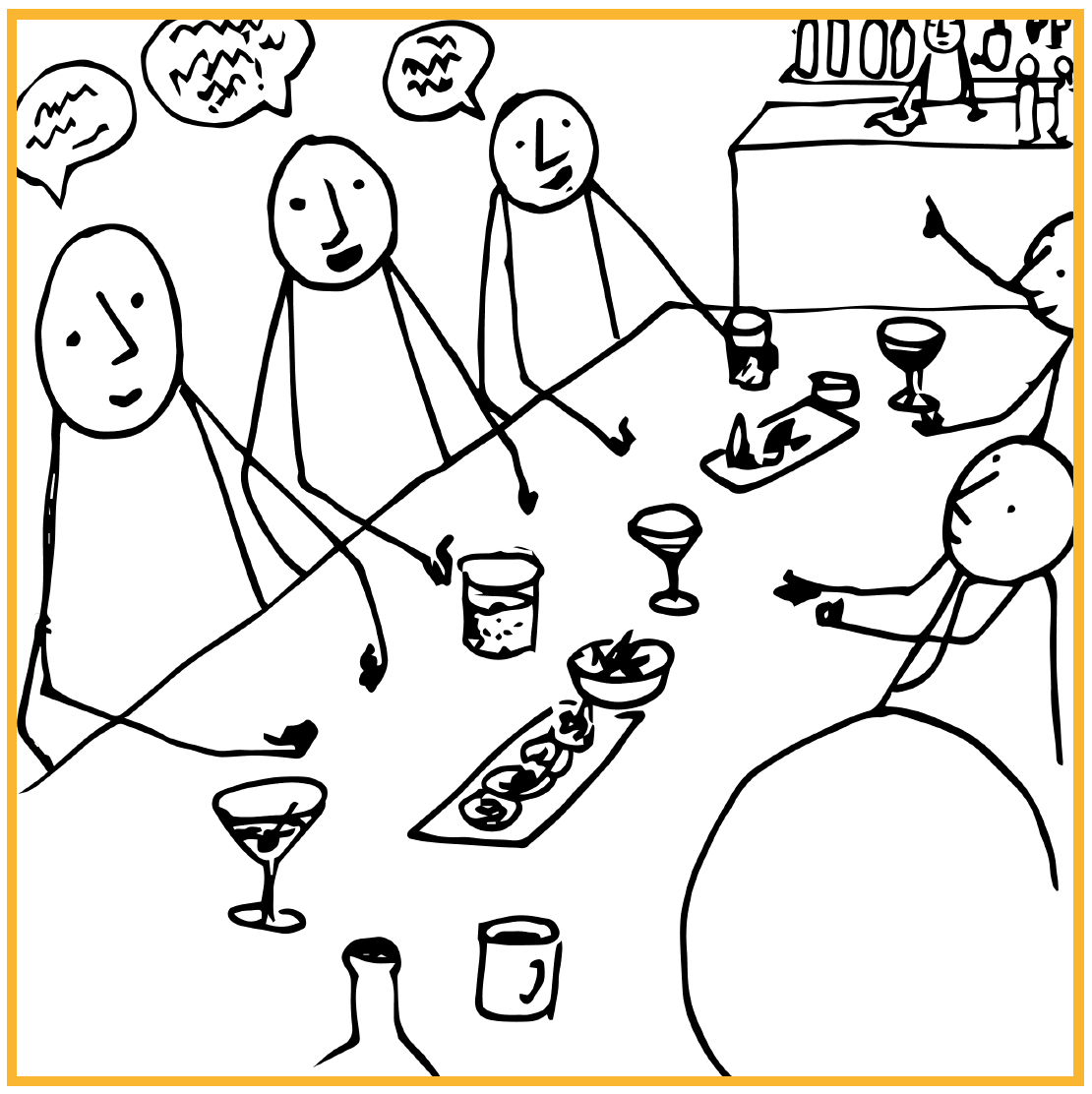 Opposites Attract   A system connecting people to discuss current events during meetup-style sessions at sponsored public locations.