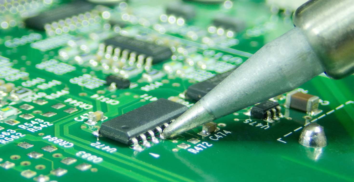 Micro-Soldering - In this section you will learn how to micro-solder any component attached to the motherboard including charging ports, audio jacks, sim readers, IC chips and how to successfully complete circuit bridging and backlight issues.