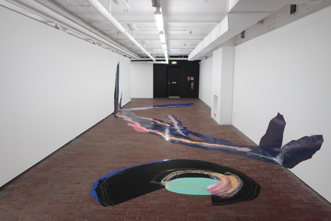 The exhibition  Radius and Extension