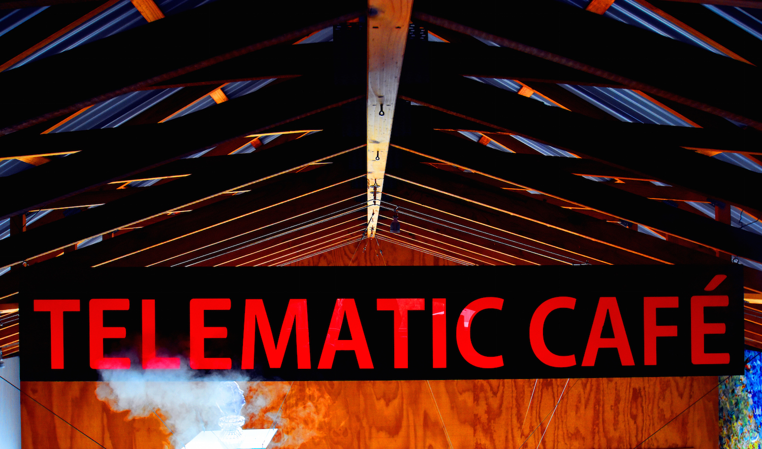 Telematic Cafe (6-10pm)