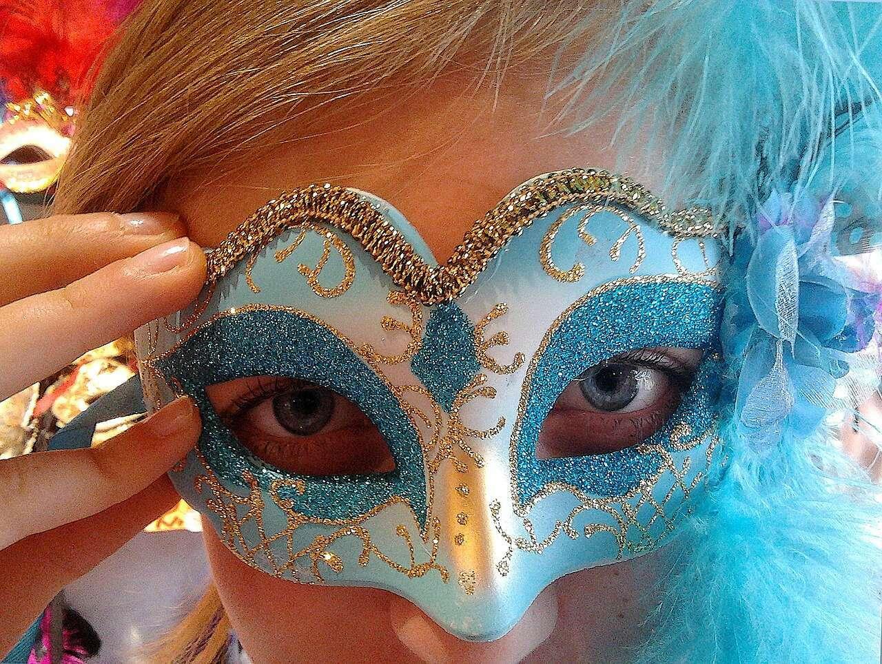 Mask Decorating Workshop (6-8pm)