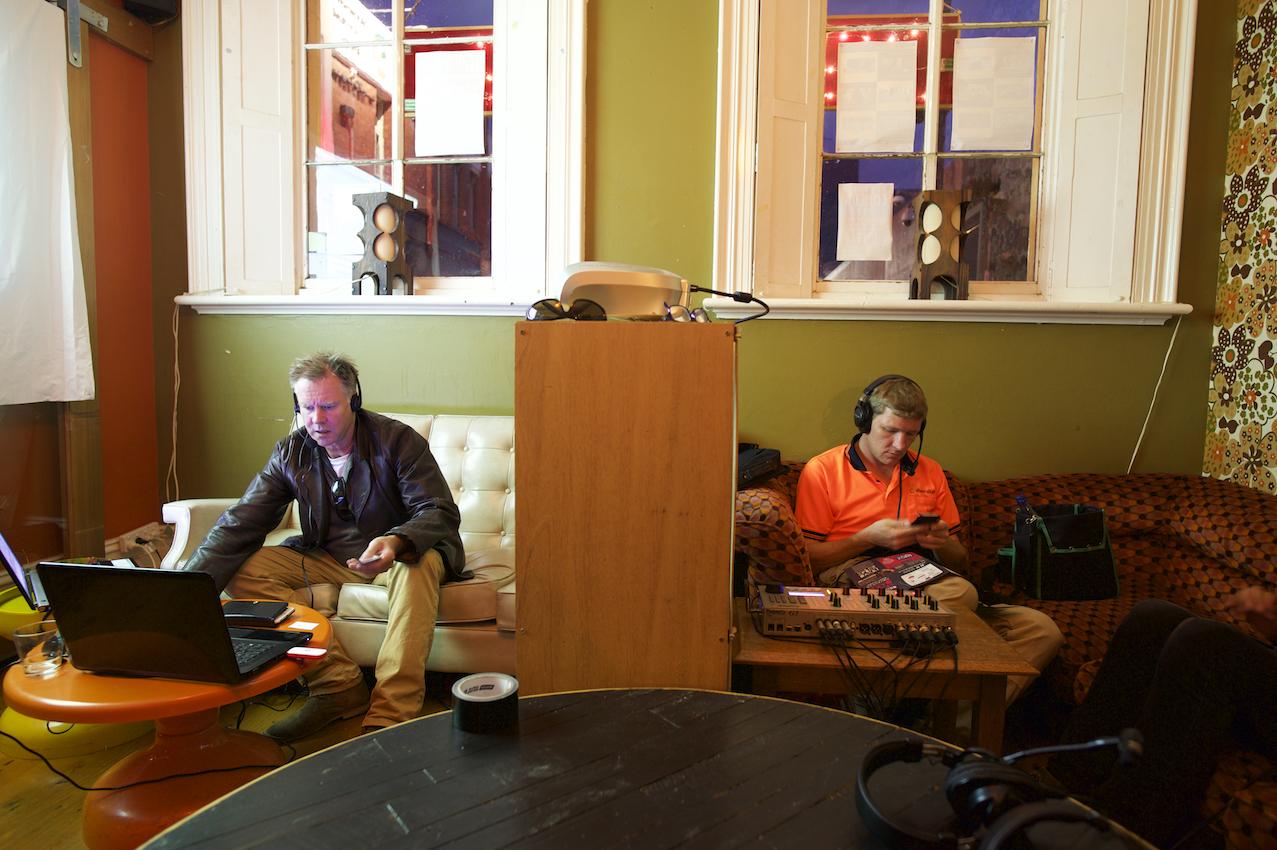 Venue: Telematic Cafe; Photographer: Ferne Millen