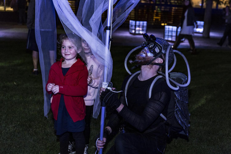 Artist: Les Meduses, Barking Spider Theatre; Photographer: Matt Houston