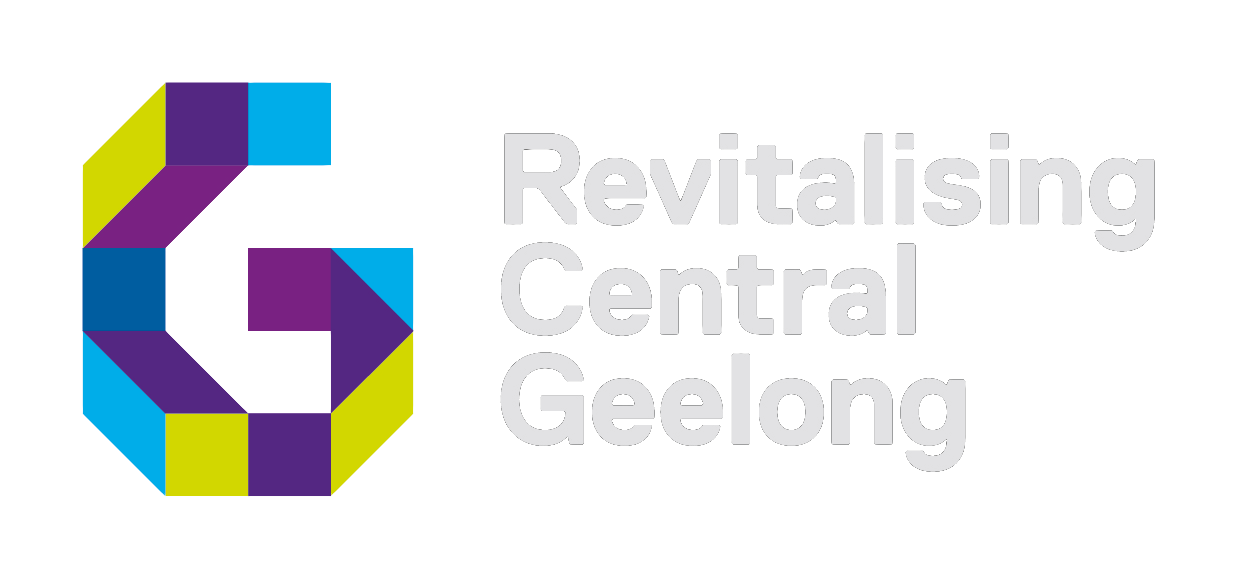 Revitalising Central Geelong logo