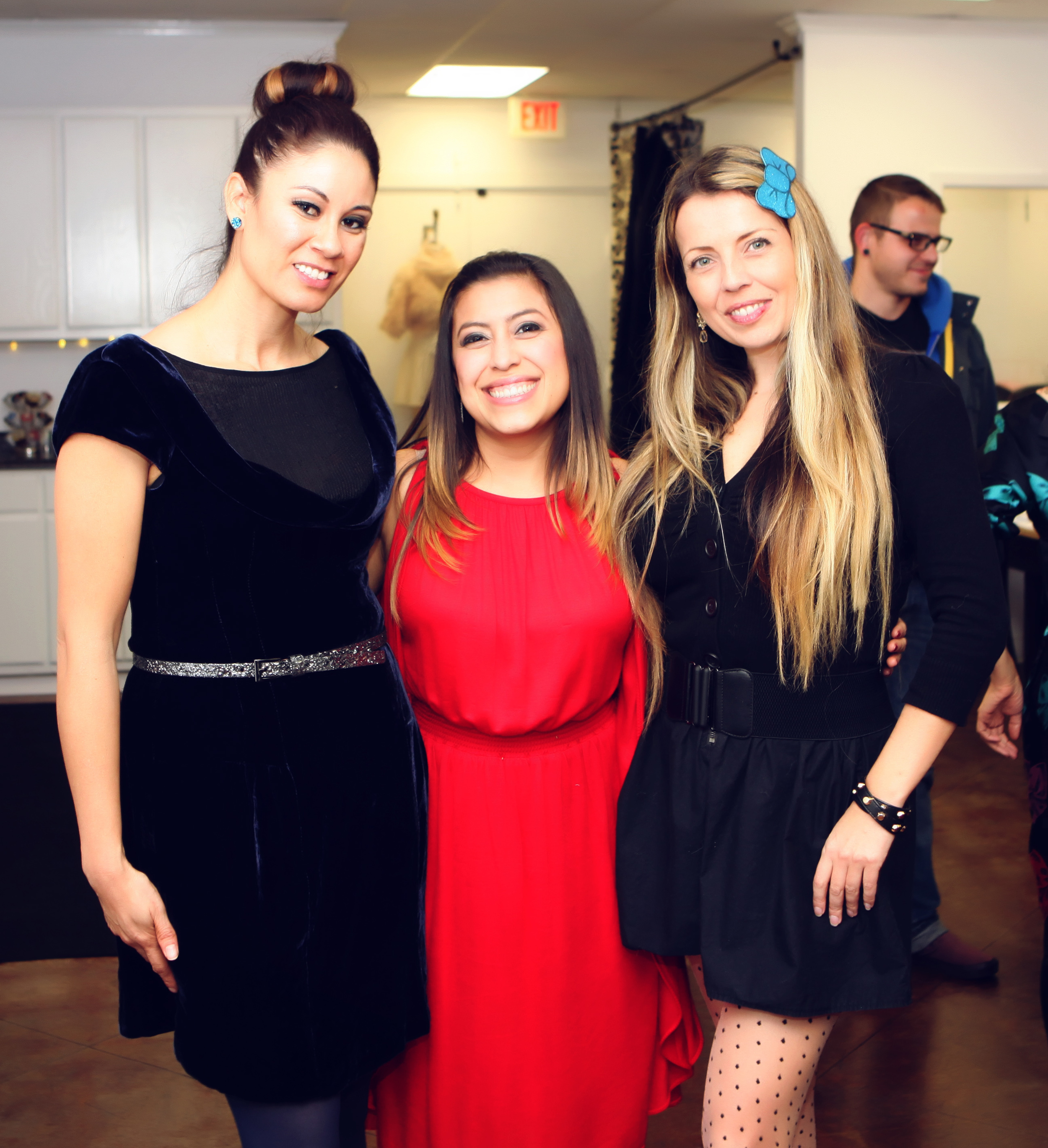 Photography by Beatriz-ASFD-Austin School of Fashion Design-Holiday Party-Austin-Fashion School-7